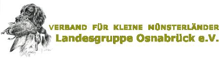 Landesgruppe Osnabrück im Verband für Kleine Münsterländer e.V.